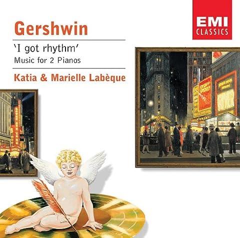 Gershwin:I Got Rhythm [Import anglais]