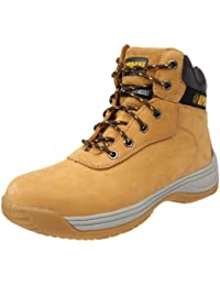 Sterling Safetywear - Calzado de protección de cuero para hombre