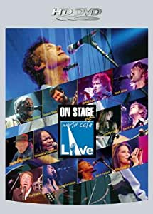 On Stage at World Cafe - Live [HD DVD]