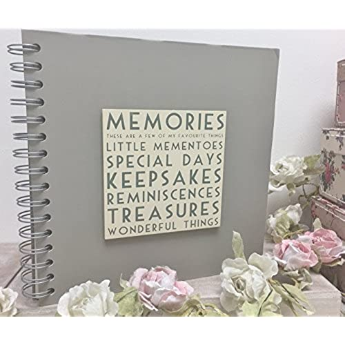 Memory book to write in