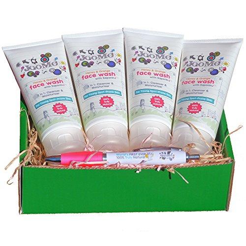 Preisvergleich Produktbild joomo Haut Recovery Pack für Mädchen / 100% natürliche & Konservierungsmittel frei mit Haut Bakterien (Mirr) Technologie