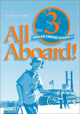All Aboard 3e LV2 : Learner's Book