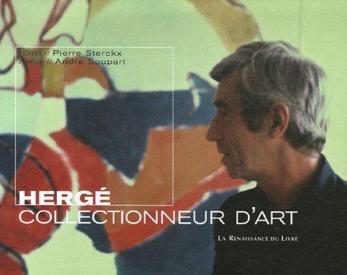 Hergé collectionneur d'art