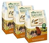 Dehner Best Nature Meerschweinchen-Mix, 1,5 kg, 2er Pack (2 x 1.5 kg)