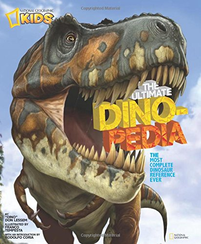 Ultimate Dinopedia: The Most Complete Dinosaur Reference Ever (Ultimate )