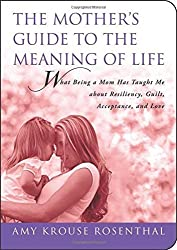 The Mother's Guide to the Meaning of Life: What Being a Mom Has Taught Me About Resiliency, Guilt, Acceptance, and Love (Guides to the Meaning of Life) by Amy Krouse Rosenthal (2009-05-01)