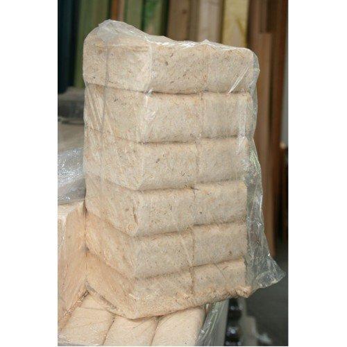30Kg RUF haya Briqueta Madera Briqueta 100%, haya madera Briqueta Madera dura sin Química aglutinante de jardín Mundo cerrojo Berger