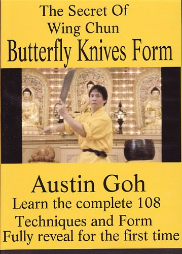 The Secret Of Wing Chun Butterfly Knives Form [UK Import]