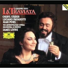 Verdi: La traviata / Act 3 - Signora...Che t'accadde...Parigi, o cara
