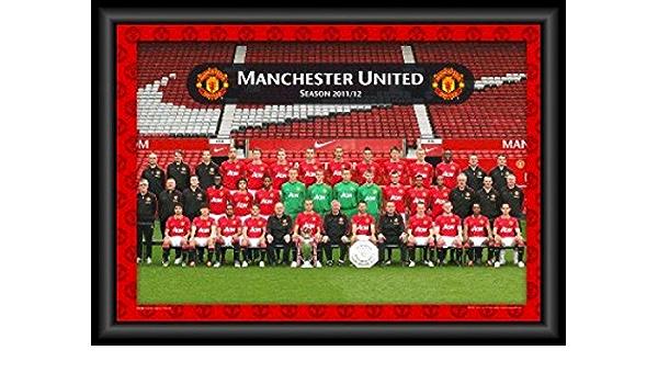 Carte di calcio//calcio//immagini x12-Manchester United