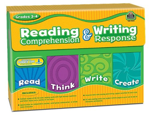 Teacher Created Ressourcen Lesekompetenz und Schreiben Antwort (9015)