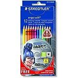 Staedtler - Lápices de colores [surtido: modelos o colores pueden variar]