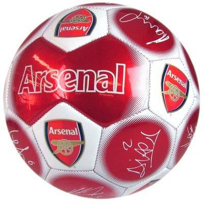 Arsenal F C  Signed Football
