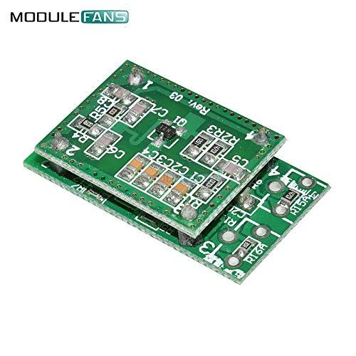 LV002 10.525 GHz 8-15M Doppler Radar-MikroWellen-Sensor-Schalter Modul DC6-40V -