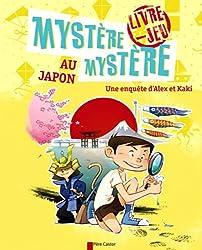 Mystère mystère au Japon : Une enquête d'Alex et Kaki