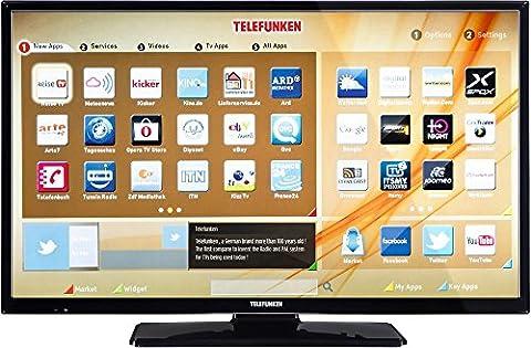 Telefunken LED-TV 81 cm 32 Zoll B32F545A EEK A+ DVB-T2, DVB-C, DVB-S, Full HD, Smart TV, WLAN, CI+