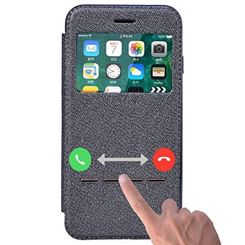 custodia iphone 7 con finestra