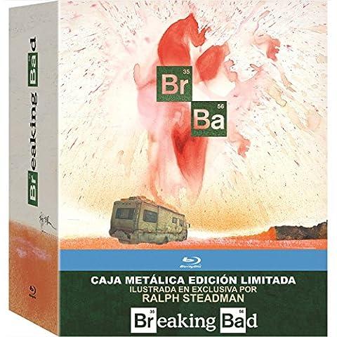 Breaking Bad - La Serie Completa. Edición Metal