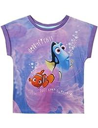 Disney Finding Dory-Swimming-Kids T-Multi, Survêtement Fille