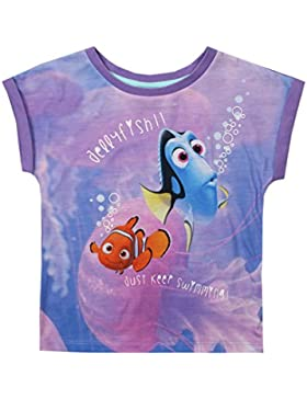 Disney Finding Dory-Swimming-Kids T-Multi, Giacca Bambina