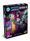 Don't Panic Games DC Comics Deck-Building Game-Rivals, Batman VS Joker-Version Française Jeu de société, GAME1045, [Extension N°3]