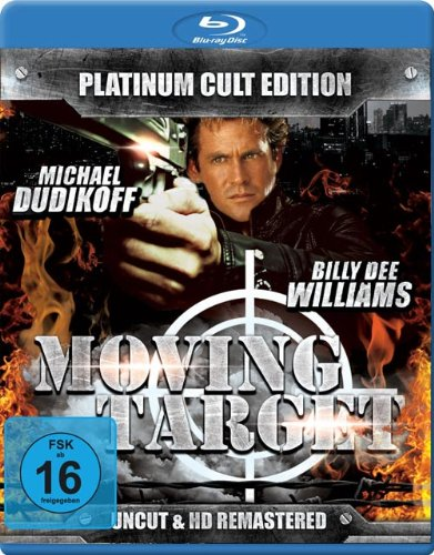 Bild von Moving Target - Uncut & HD-Remastered (Platinum Cult Edition) [Blu-ray]