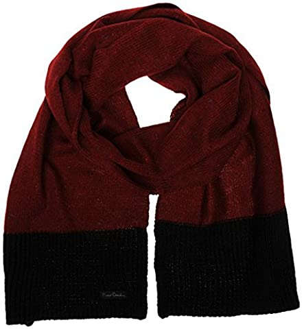 Mens Knitted Warm Acrylic Neptune Scarf Accessories (Mens,