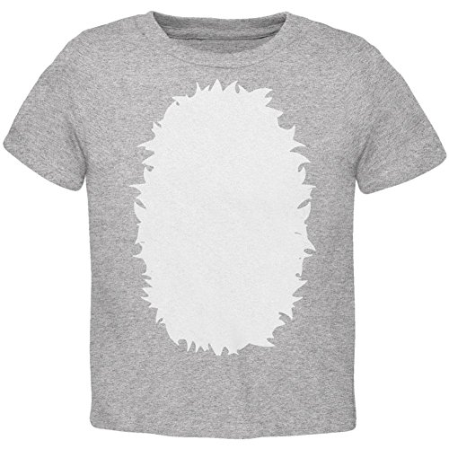 Waschbär Kostüm Kleinkind T Shirt Heather 4 t (Waschbär Kostüm Kleinkind)