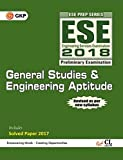 ESE 2018 Paper I General Studies & Engineering Aptitude Guide