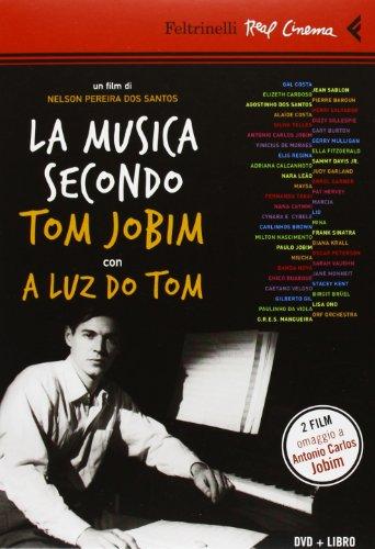 La musica secondo Tom Jobim-A luz do Tom. DVD. Con libro