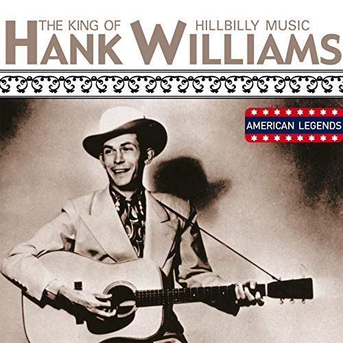 The King of Hillibilly Music (Hank Williams-boxset)