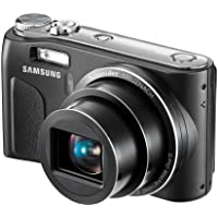 "Samsung WB500 Digital Camera - Black (10MP, 10x Optical Zoom) 2.7"" LCD"