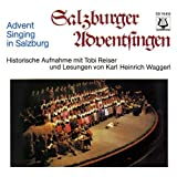 Advent Singing In Salzburg by Herbergsuche Gruppe