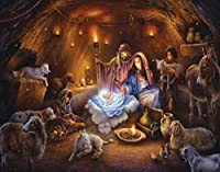 No Room at the Inn Advent Calendar (Countdown to Christmas)