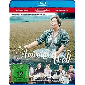 Antonias Welt [Blu-ray]