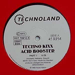 Acid booster (Part 1&2; 1999) / Vinyl Maxi Single [Vinyl 12'']