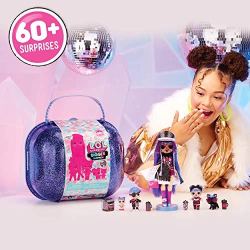 L.O.L. Surprise! Bigger Surprise Winter Disco with Exclusive O.M.G. Doll (Amazon Exclusive)