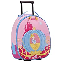 Disney Princess by Samsonite Ultimate Upright Classic/Wonder Childrens Trolley Bag Luggage Pink