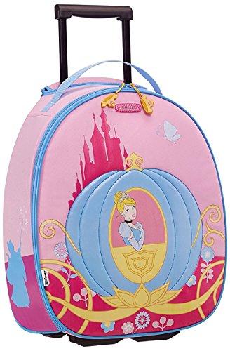Disney by Samsonite Kindergepäck Disney Wonder Upright 45/16 23.5 Liters Mehrfarbig (Princess Moments) 62306-4406 (Cinderella Tasche)