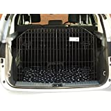 FORD CMAX SLOPED CAR DOG CAGE TRAVEL CRATE PUPPY BOOT GUARD CAGES