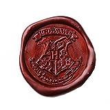 UNIQOOO Arts & Crafts Hogwarts Schule Ministerium der Magie Marke Wachs Seal Stempel