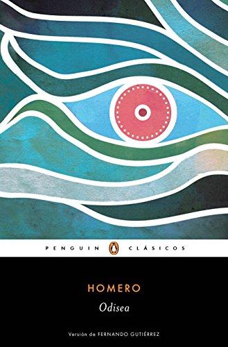 Odisea (PENGUIN CLÁSICOS) por Homero Homero