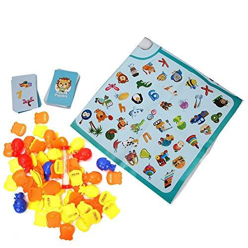 Zerodis Finden Sie Bilder Brettspiel Kinder Desktop Puzzle Schachspiel Spielset Pädagogische Paare Spielen Trainingsspiel Frühe Entwicklung Werkzeug Geschenk Für Kinder (Brettspiele Kinder Pädagogische Für)