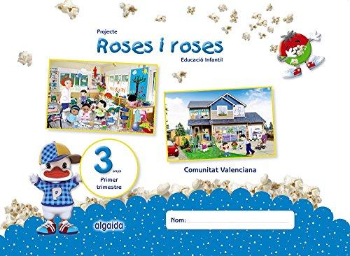 Projecte Roses i roses. Educació Infantil. 3 anys. Primer Trimestre (Palomitas de maíz)