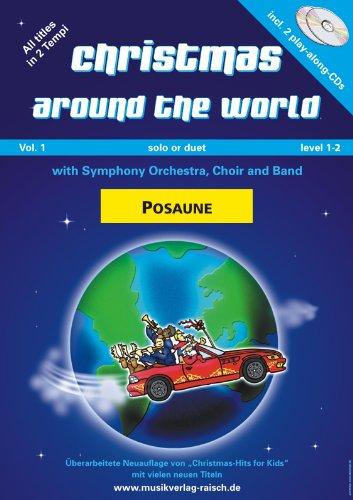 Christmas around the World Posaune C