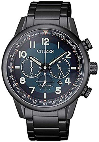 Citizen military chrono eco drive ca4425-87l