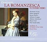Donizetti - La Romanzesca e l'uomo nero