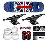 Flip Rowley Spirit Komplett Skateboard 8.25