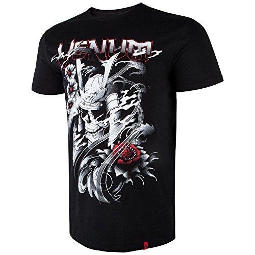 T shirt Venum WOD kicker M M NOIR NOIR M