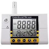 AZ Instruments Dióxido De Carbono Temperatura Del Detector Izquierda O Derecha Humedad Calidad Del Aire En Interiores Se Puede Montar En Pared CO2 Mon